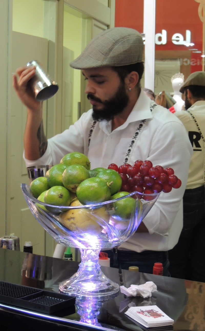 Bartender do evento